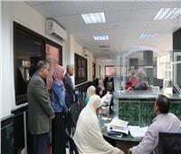 محافظ المنوفية يتفقد «المركز التكنولوجي» لخدمة المواطنين