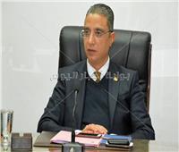 محافظ سوهاج يهنىء الرئيس السيسي بذكرى عيد تحرير سيناء