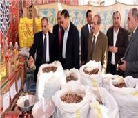 معارض أهلا رمضان في١١ مدينة بالشرقية لتوفير السلع الغذائية باسعار مخفضة
