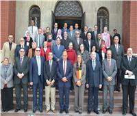 بعد دخول نادي المائة: تكريم لجنة تصنيف الجامعات بالإسكندرية