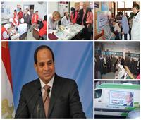 «100 مليون صحة».. مبادرة إنسانية مصرية أشادت بها المنظمات الدولية