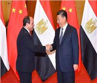 مصر والصين.. تلاقى الحضارات وشراكة استراتيجية فى «الحزام والطريق»