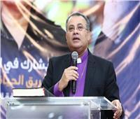 رئيس الطائفة الإنجيلية يهنيء الرئيس السيسي بذكرى تحرير سيناء