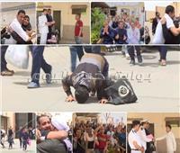 فيديو وصور| دموع وزغاريد.. الإفراج بالعفو عن 3094 سجينا بمناسبة «تحرير سيناء»