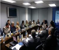 «مصر للطيران للخدمات الأرضية»: تحديث سيارات النقل البري وتزويدها بأجهزة GPS