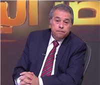 فيديو| توفيق عكاشة: أجهز كتابًا جديدًا عن الرئيس السيسي