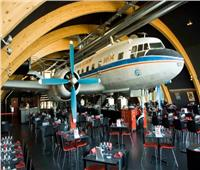 صور.. كيف تحولت 8 طائرات إلى مطاعم شهيرة
