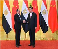 إنفوجراف.. تعرف على طبيعة العلاقات الاقتصادية بين مصر والصين