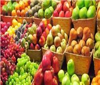 أسعار الفاكهة في سوق العبور اليوم ٢٦ أبريل