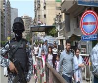 صور| انتشار مكثف بمديريات الأمن استعدادا لـ«عيد القيامة المجيد»