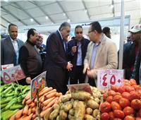 صور| بمشاركة 65 شركة..افتتاح معرض«أهلا رمضان» في الإسكندرية
