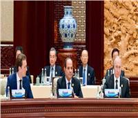 عاجل| السيسي: مصر وضعت إستراتيجية طموحة لتصبح مركزاً إقليمياً للطاقة