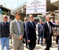استعدادا لأمم إفريقيا| محافظ القاهرة يتفقد أعمال تطوير محيط استاد القاهرة