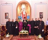 الكنيسة الأسقفية تهنئ البابا تواضروس بعيد القيامة