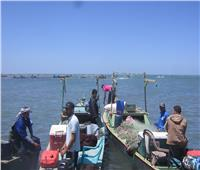 افتتاح موسم الصيد في بحيرة البردويل بانطلاق 1228 مركبا