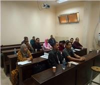 «تعزيز القدرات البحثية» دورة بكلية التعليم الصناعي بجامعة حلوان
