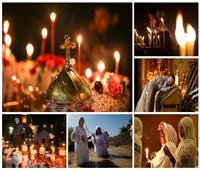 بالصور| «شموع وخشوع».. احتفالات عيد القيامة من حول العالم