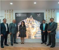 وزير السياحة تفتتح الجناح المصري بملتقى «سوق السفر العربي ATM»