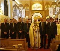 صلوات وتهانى عيد القيامة بإيبارشية سويسرا وجنوب فرنسا