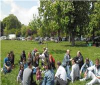 الحماية المدنية تؤمن احتفالات المواطنين بأعياد الربيع