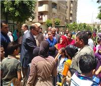 محافظ الفيوم يشارك المواطنين الاحتفال بشم النسيم