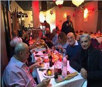 بالصور| الجالية المصرية في فرنسا تحتفل بشم النسيم