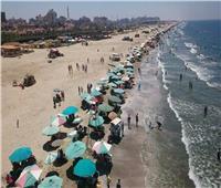 شم النسيم 2019| نسبة الإشغال بالقرى السياحية في بورسعيد 100%
