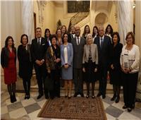 القومى للمرأة يكرم محمد ناصري لتوليه منصبالمدير الإقليمي لهيئة الأمم المتحدة