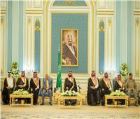 ولي العهد السعودي يلتقي رئيس وأعضاء مجلس النواب اليمني