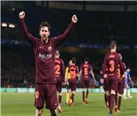 ميسي على رأس قائمة برشلونة لمواجهة ليفربول «صلاح»