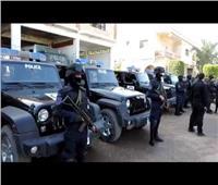 ضبط 33 متهما في تجارة مخدرات وسلاح بالجيزة