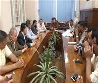 لجنة لتدشين مشروع «شارع مصر» بقرى مركز شبين الكوم