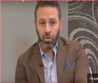 فيديو| حازم إمام يكشف عن نصيحة هامة من والده