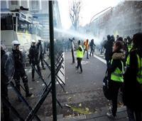الشرطة الفرنسية تعتقل 200 شخص في مظاهرات «عيد العمال» بباريس