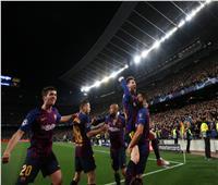 فيديو  برشلونة يكتسح ليفربول ويضع قدما في نهائي الأبطال