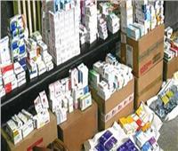 ضبط ٥١٤٣عبوة دوائية بيطرية منتهية الصلاحية بالشرقية