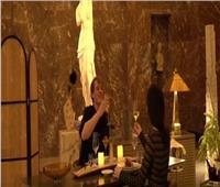 فيديو| لأول مرة.. زوجان يقيمان ليلة في متحف اللوفر بباريس