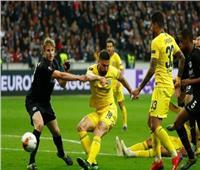 تشيلسي يتعادل مع فرانكفورت بنصف نهائي الدوري الأوروبي