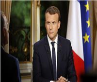 ماكرون: فرنسا تقف إلى جانب العراق في محاربة الإرهاب