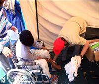 صور| مستشفى سعاد كفافي يستقبل أكثر من 10 آلاف مريض بقافلة جنوب سيناء
