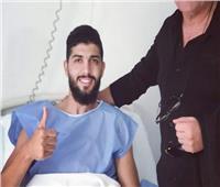 طبيب المنتخب التونسي يكشف توقيت عودةفرجاني ساسي
