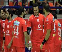 الأهلييصل إلى نصف نهائي كأس مصر لكرة اليد