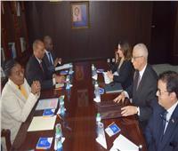 كينيا تشيد بدور مصر في دعم السلم والأمن بأفريقيا