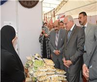 صور| «الإسكان» تفتتح معرض «أهلا رمضان» بساحة انتظار جهاز مدينة 6 أكتوبر