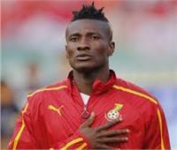 «أسامواه جيان» يؤكد جاهزيته لخوض «كأس أمم إفريقيا» مع منتخب غانا