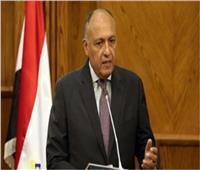 وزيرا خارجية مصر وتونس يؤكدان أهمية تحقيق الأمن والاستقرار في ليبيا