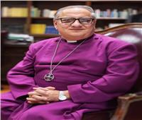 مطران الكنيسة الأسقفية يهنئ الرئيس السيسي وشيخ الأزهر بحلول «رمضان»
