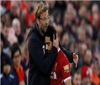 مدرب ليفربول يكشف طبيعة إصابة محمد صلاح