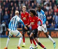 فيديو| مانشستر يونايتد يتعادل مع هيديرسفيلد
