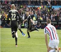 هونتلار يقود أياكس أمستردام للفوز بلقب كأس هولندا